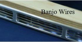 Banjoluxe Armrests