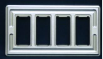 Generic Quad Power Window Switch Plate