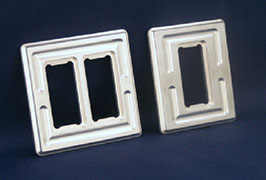 Power Window Switch Plates